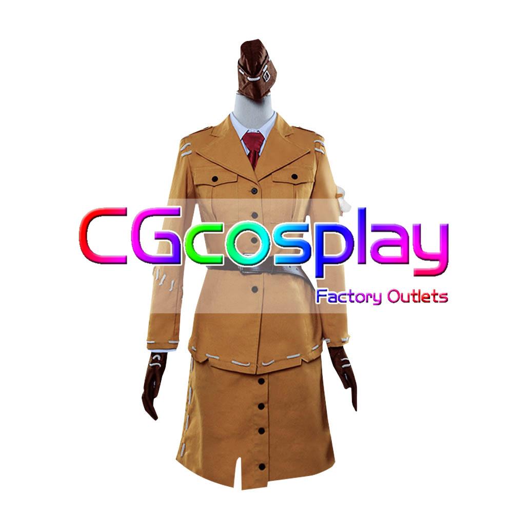画像1: 激安!! IdentityV アイデンティティV 第五人格 空軍 マーサ・べハムフィール 初期衣装 コスプレ衣装 (1)