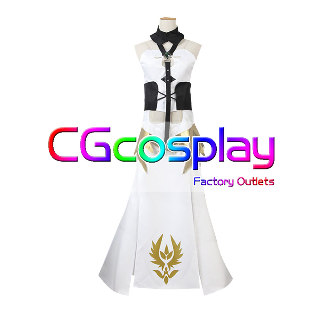 画像1: 激安!! Fate/Grand Order FGO ワルキューレ コスプレ衣装 (1)