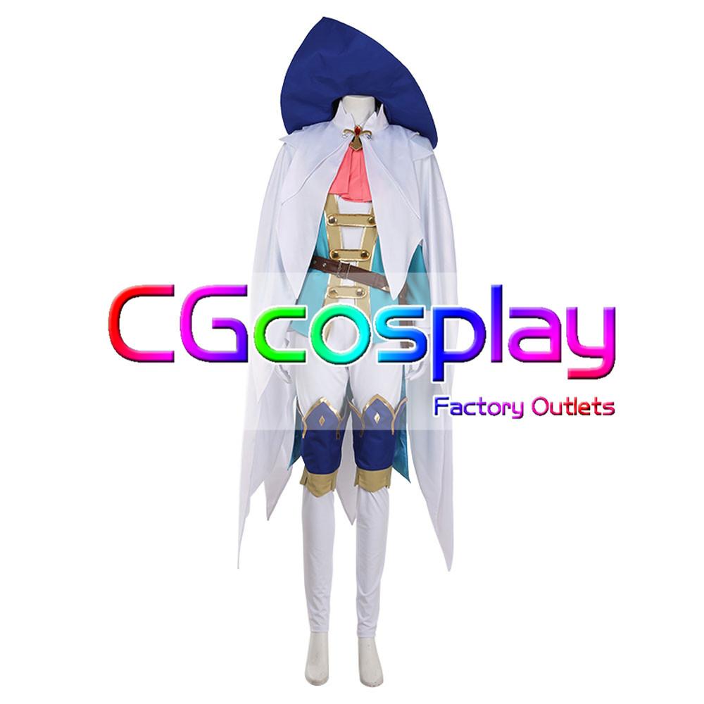 画像1: 激安!! Fate/Grand Order シュヴァリエ・デオン コスプレ衣装 (1)