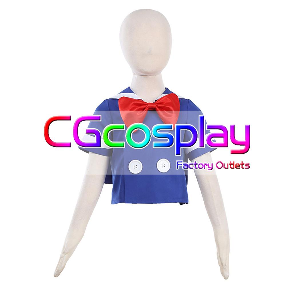 画像1: 激安!! 上海ディズニー ドナルドダック コスプレ衣装 (1)