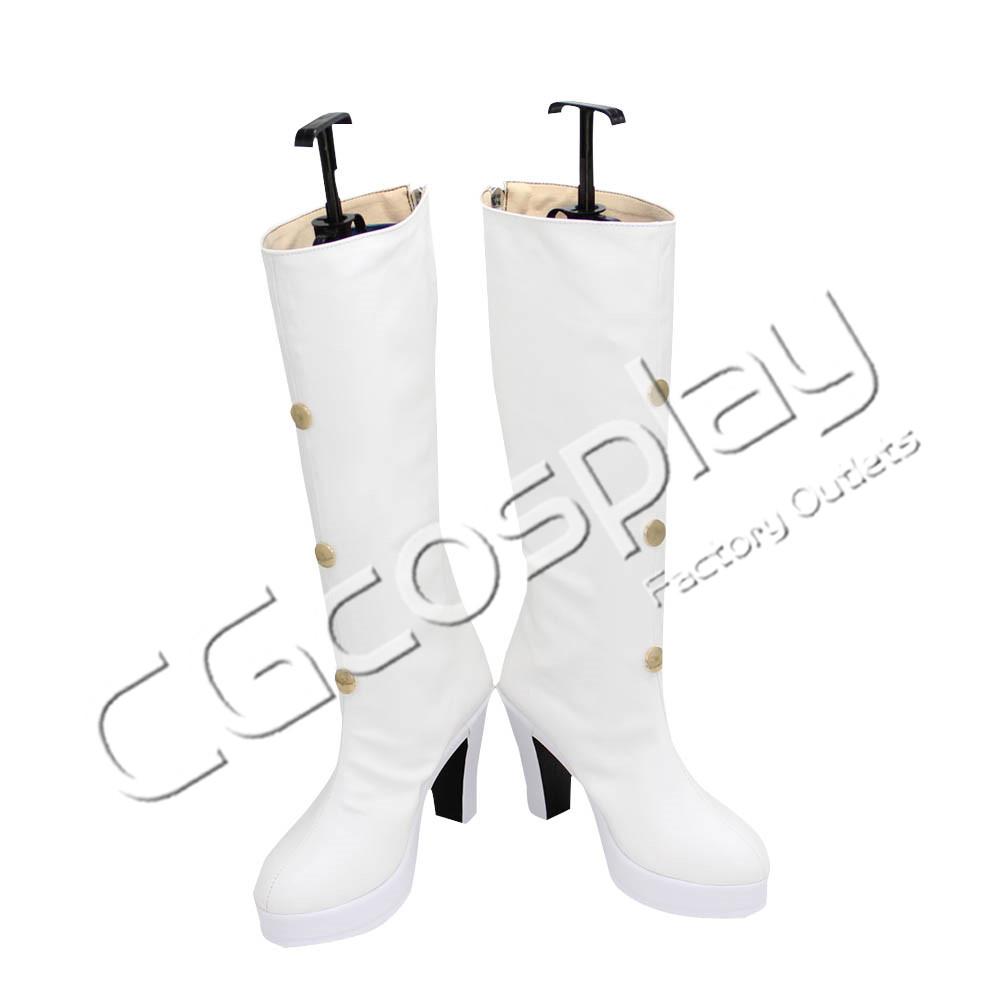 激安!! THE IDOLM@STER CINDERELLA GIRLS アイドルマスターシンデレラガールズ 渋谷凛 コスプレ靴/ブーツ コスプレ衣装