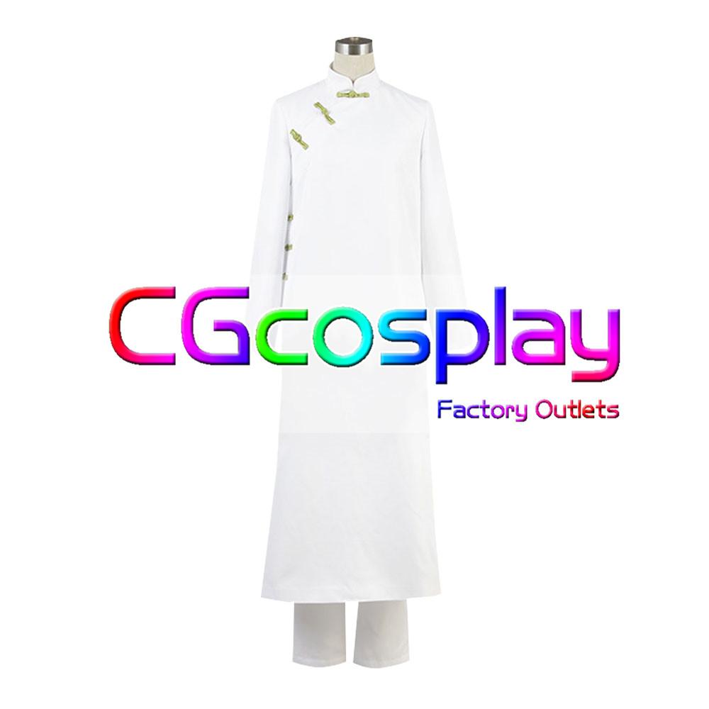 画像1: 激安!! Fate/Grand Order フェイト・グランドオーダー Fate/GO FGO エルキドゥ チャイナ 世界巡回 コスプレ衣装 コスプレ衣装 (1)