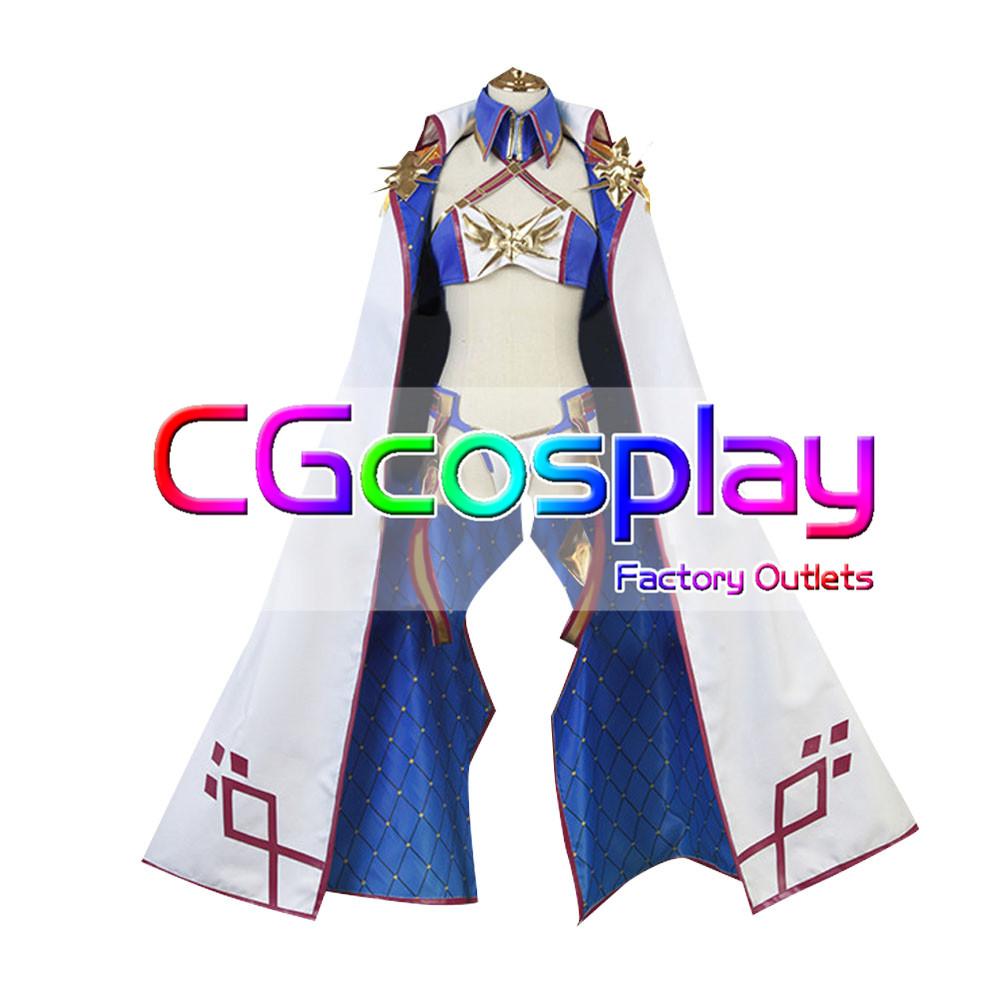 画像1: 激安!! Fate/Grand Order フェイト・グランドオーダー Fate/GO FGO  紫式部 霊基再臨 第2階段 コスプレ衣装 (1)