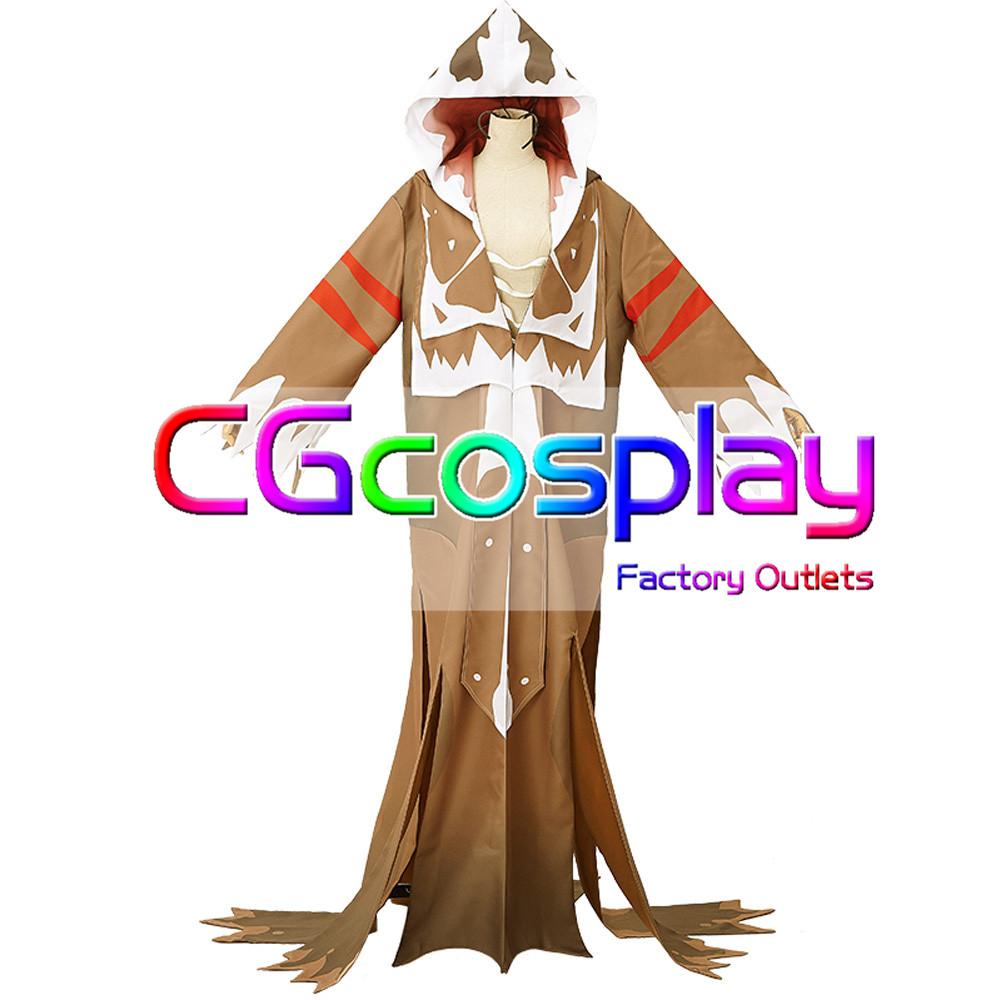 画像1: 激安!! IdentityV アイデンティティV第五人格 黄衣の王(タコ) 初期衣装 コスプレ衣装 (1)