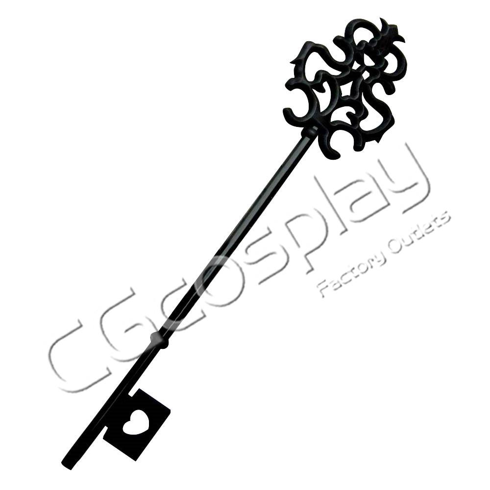画像1: 激安!! FGO アビゲイル 第二段階 鍵 Fate/Grand Order コスプレ道具 コスプレ衣装 (1)