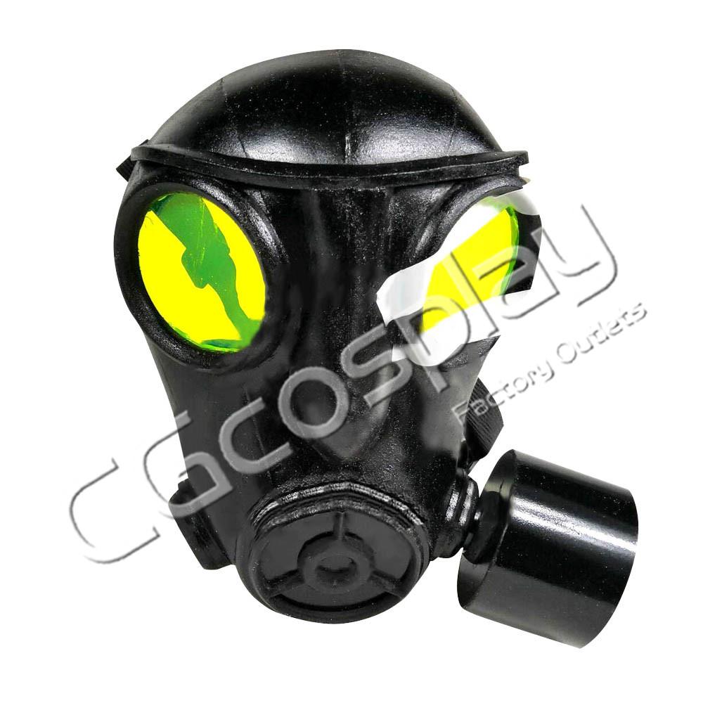 画像1: 激安!! ドルフロ ドールズフロントライン P90 サブマシンガン マスク コスプレ道具 コスプレ衣装 (1)