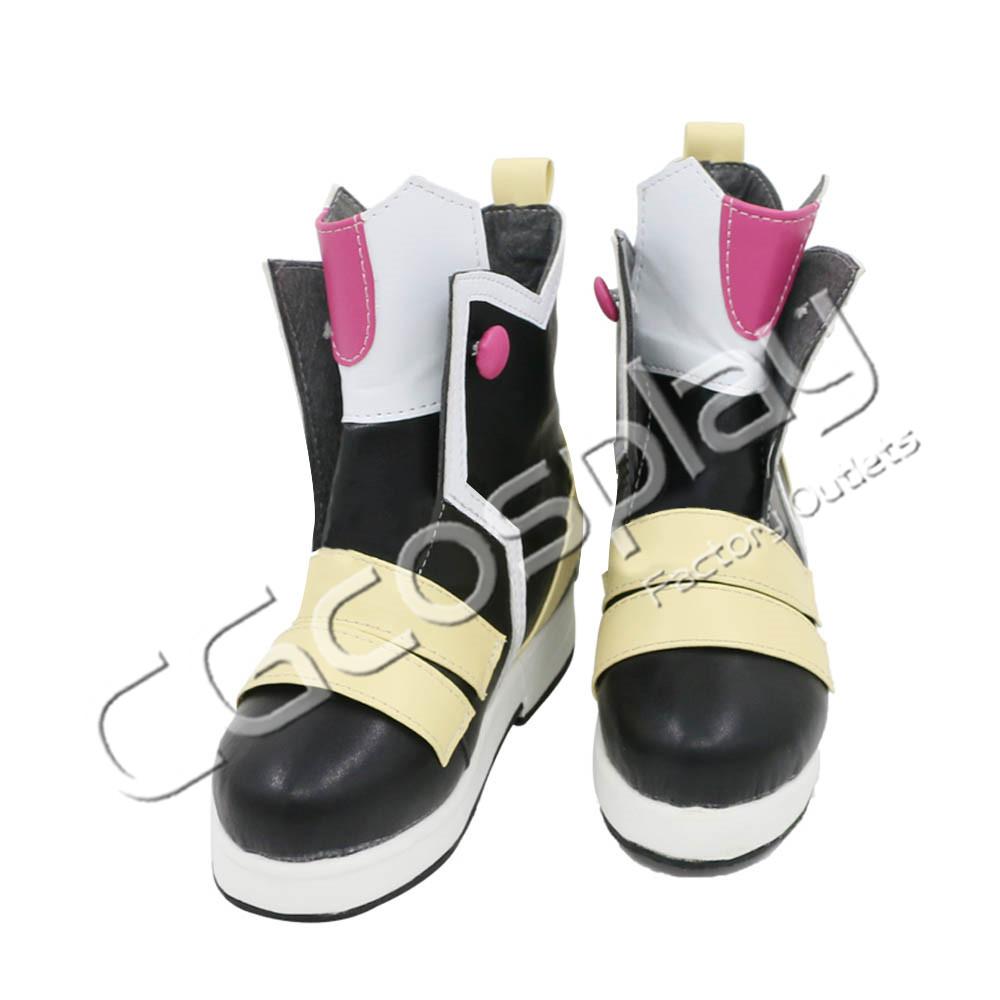 画像1: 激安!! フォートナイト Fortnite ドリフト コスプレ靴/ブーツ コスプレ衣装 (1)