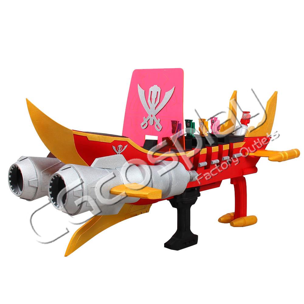 画像1: 激安!! 特命戦隊ゴーバスターズ 加農砲 コスプレ道具 コスプレ衣装 (1)
