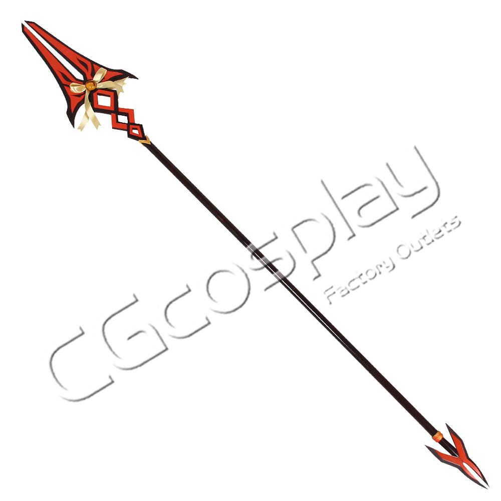 画像1: 激安!! エルソード ELSWORD イグニア 槍 コスプレ道具 コスプレ衣装 (1)
