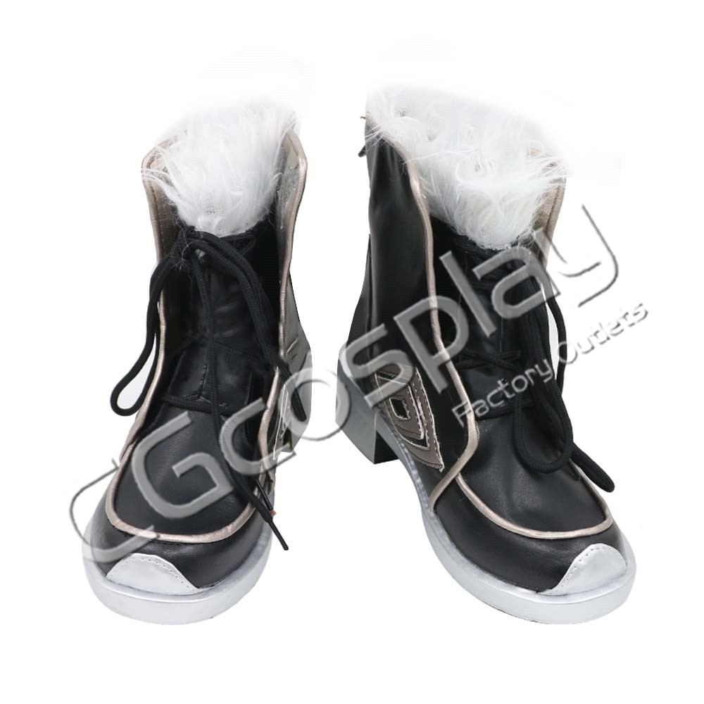 画像1: 激安!! アークナイツ ARK NIGHTS クリフハート Cliffheart コスプレ靴/ブーツ コスプレ衣装 (1)