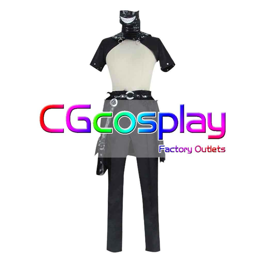 画像1: 激安!! ブラッククローバー 黒の暴牛 ゾラ・イデアーレ コスプレ衣装 (1)