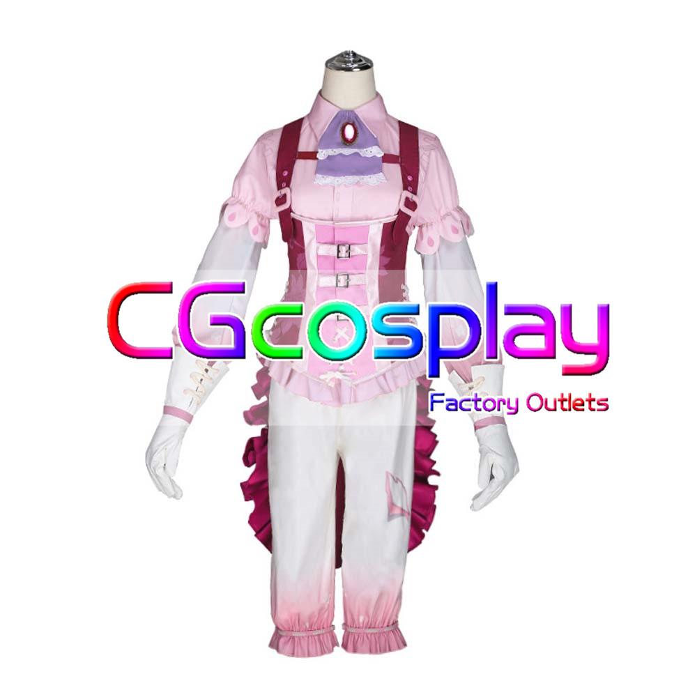 画像1: 激安!! IdentityV 第五人格 サバイバー トレイシー・レズニック 機械技師 アルビジアの謎 コスプレ衣装 (1)
