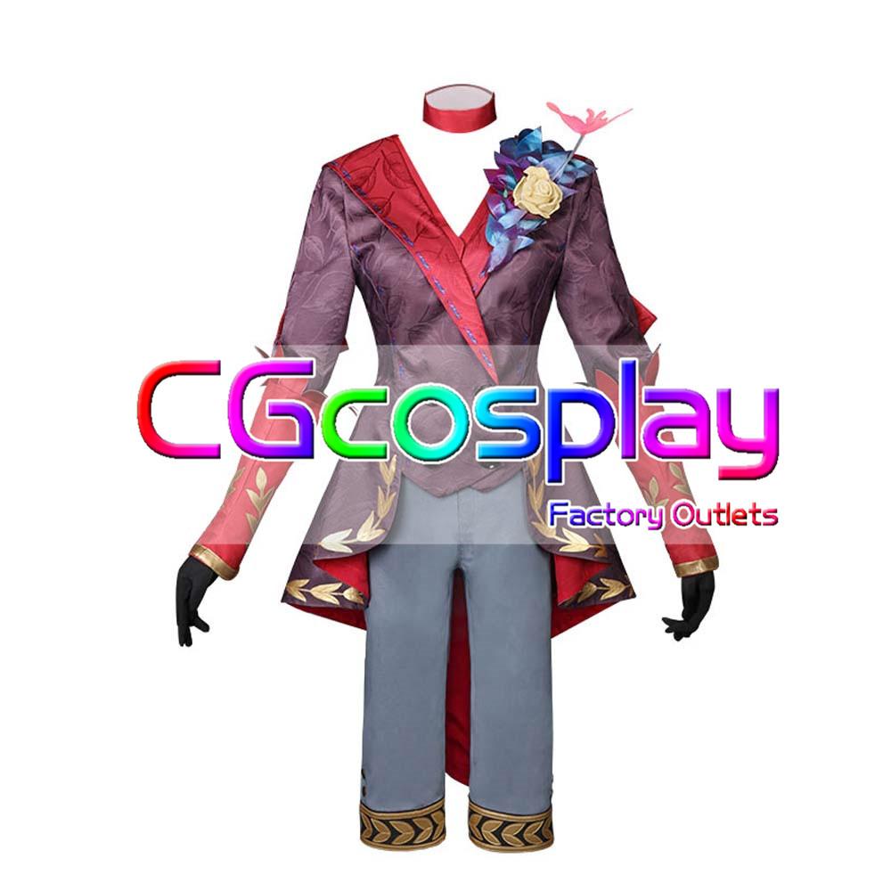 画像1: 激安!! IdentityV 第五人格 サバイバー マーサ・べハムフィール 空軍 懐古 コスプレ衣装 (1)