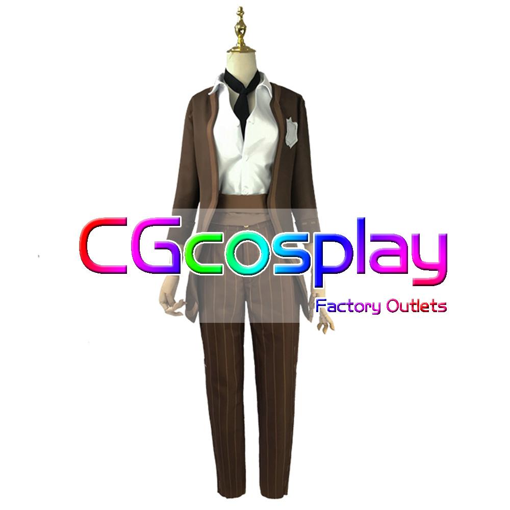 画像1: 激安! IdentityV 第五人格 泥棒(クリーチャー・ピアソン) 初期衣装 コスプレ衣装 (1)