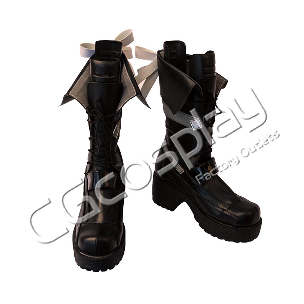 画像1: 激安!! アークナイツ バイビーク コスプレ靴/ブーツ コスプレ衣装 (1)