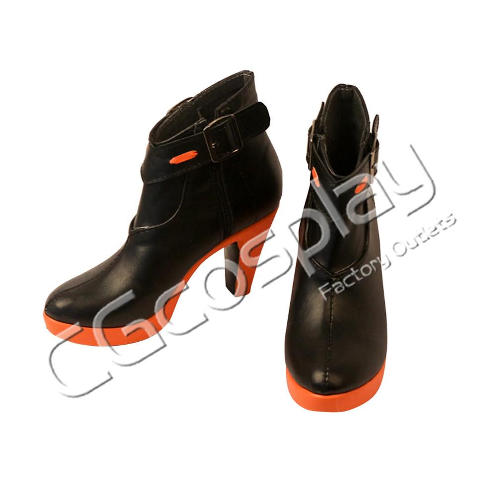 画像1: 激安!! アークナイツ レイズ コスプレ靴/ブーツ コスプレ衣装 (1)
