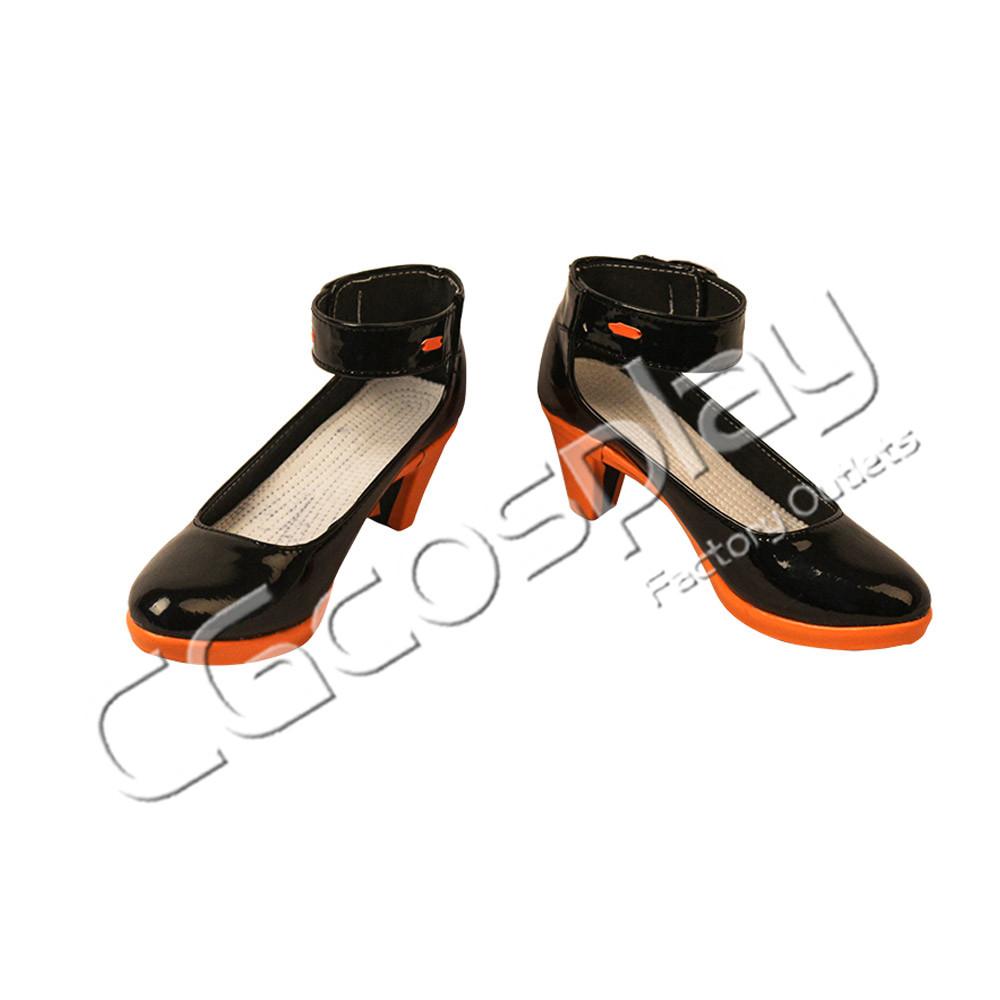 画像1: 激安!! アークナイツ レイズ 2昇進 コスプレ靴/ブーツ コスプレ衣装 (1)