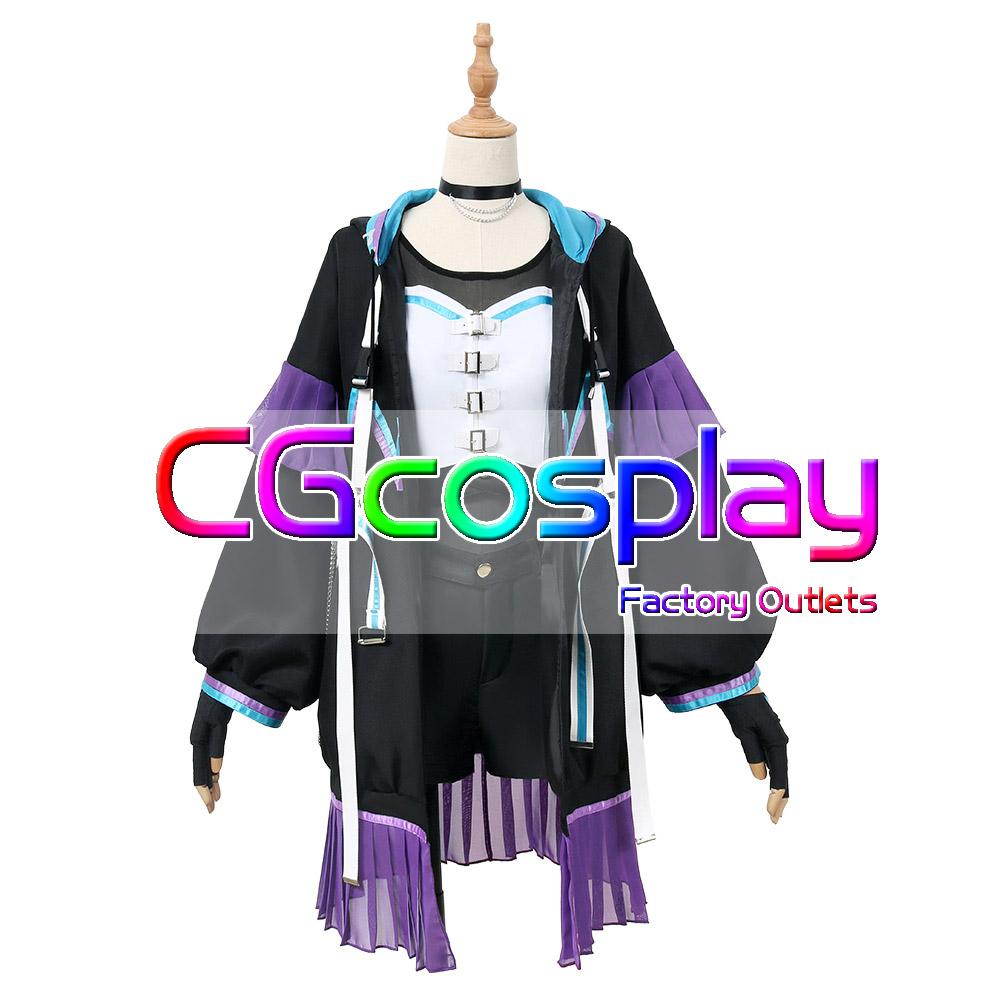 画像1: 「一部在庫」激安!! BanG Dream!(バンドリ!) 8th☆LIVE 夏の野外3DAYS RAISE A SUILEN RAS チュチュ コスプレ衣装 (1)