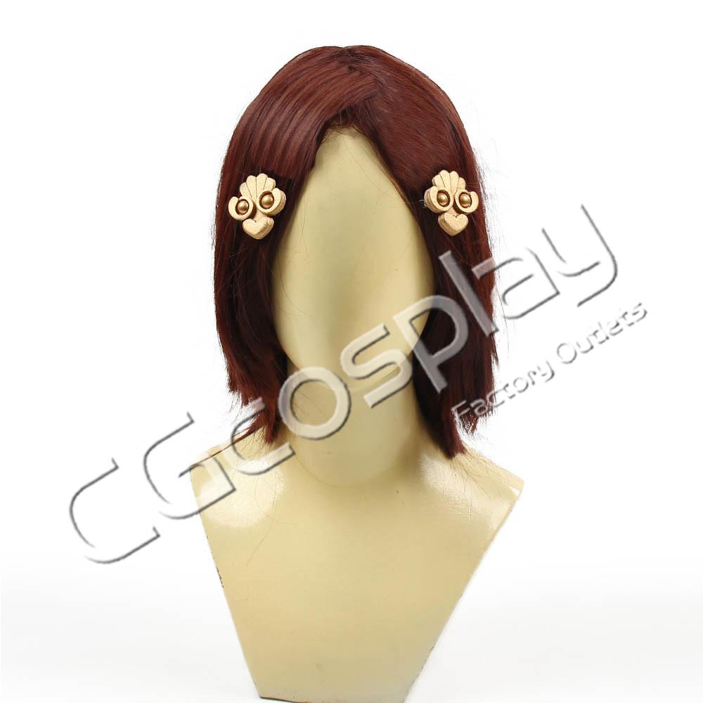 画像1: 激安!! ファイアーエムブレム 風花雪月 フレン 髪飾り コスプレ道具 コスプレ衣装 (1)
