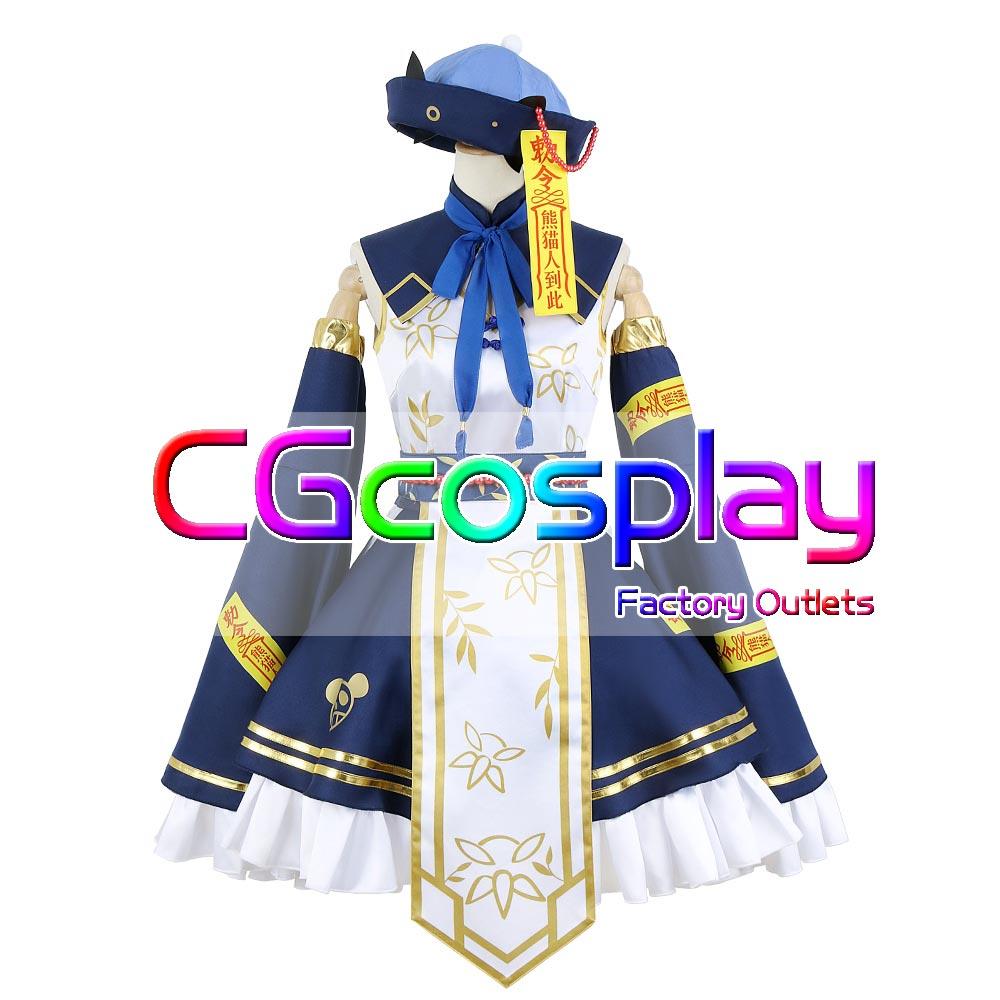 画像1: 激安!! バーチャルYouTuber Vtuber 3周年記念衣装 笹木咲 コスプレ衣装 (1)